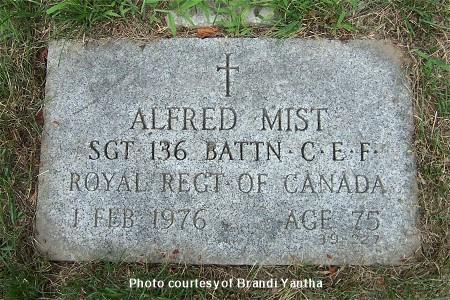 Sgt AR Mist