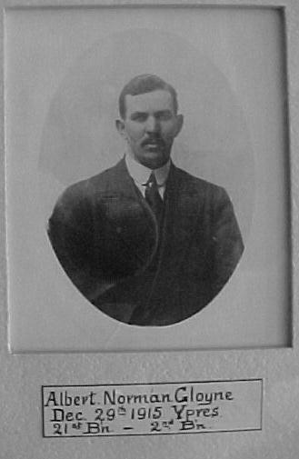 Albert Norman Gloyne